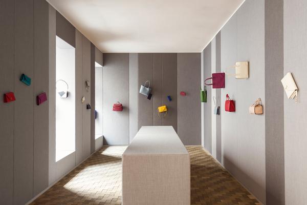 Valextra Martino Gamper Milan Furniture Fair 1
