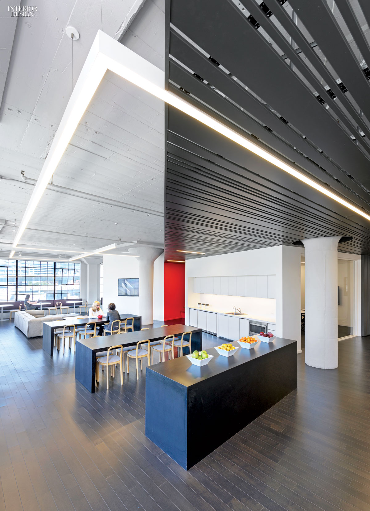 Wired Magazine 39 S Headquarters By Gensler San Francisco