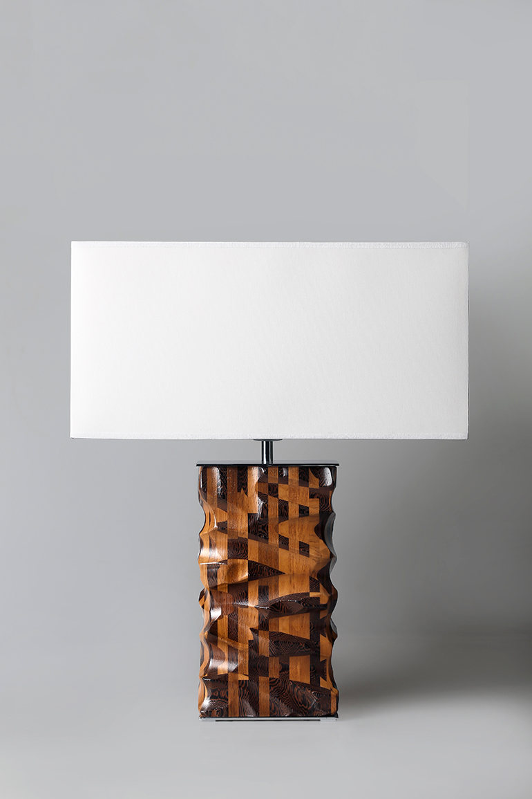 7 Inventive Fixtures Cast New Light on Wood