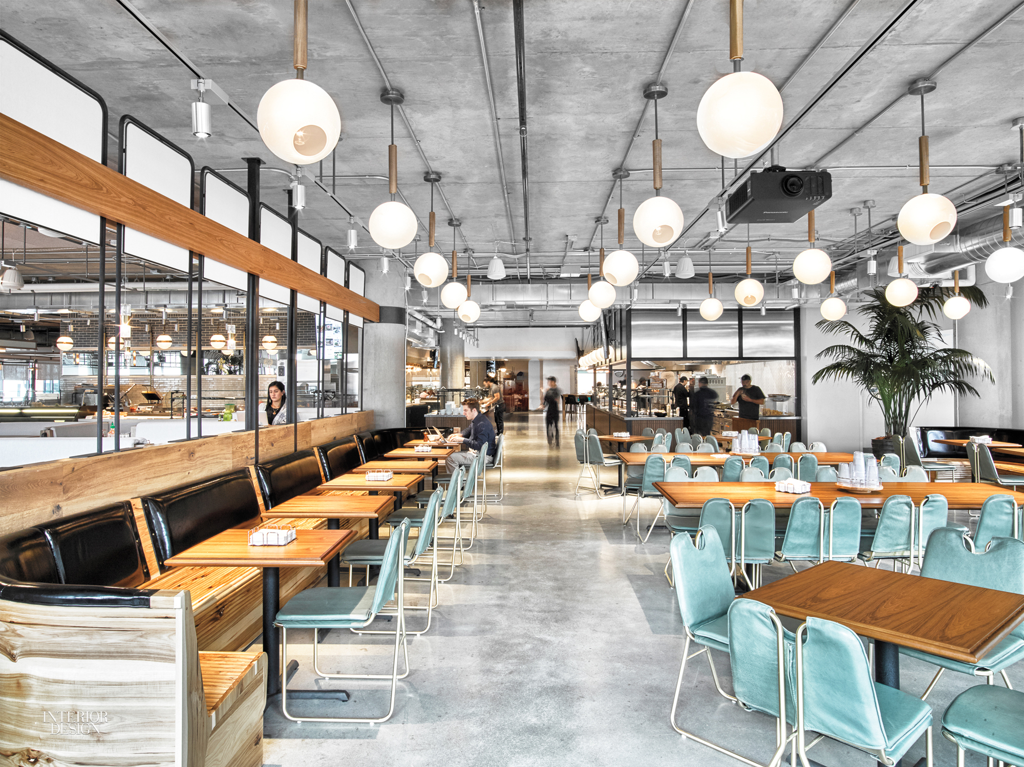 Avroko Spearheads Dropbox Hq S Cafeteria And Coffee Bar