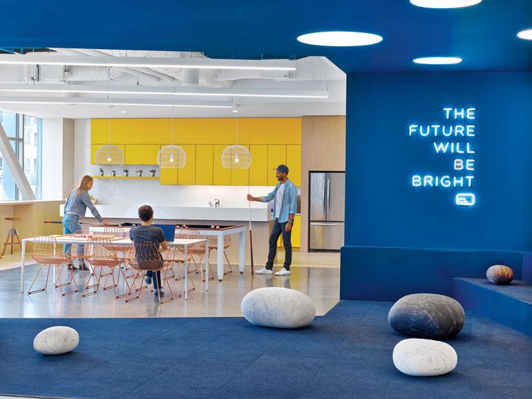 Fullscreens Los Angeles Headquarters By Rapt Studio Signals A Bright Future For Content Creators