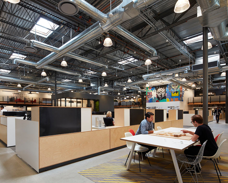 48 Firms Design Their Own Office Awesome Design A Office