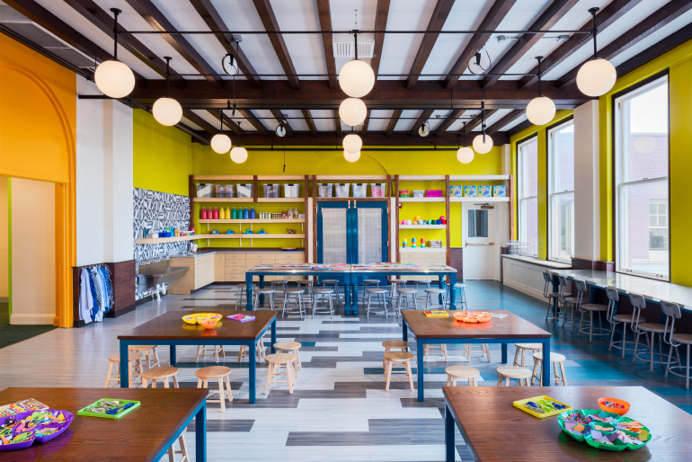 richardson design gets playful at the children s museum of cleveland