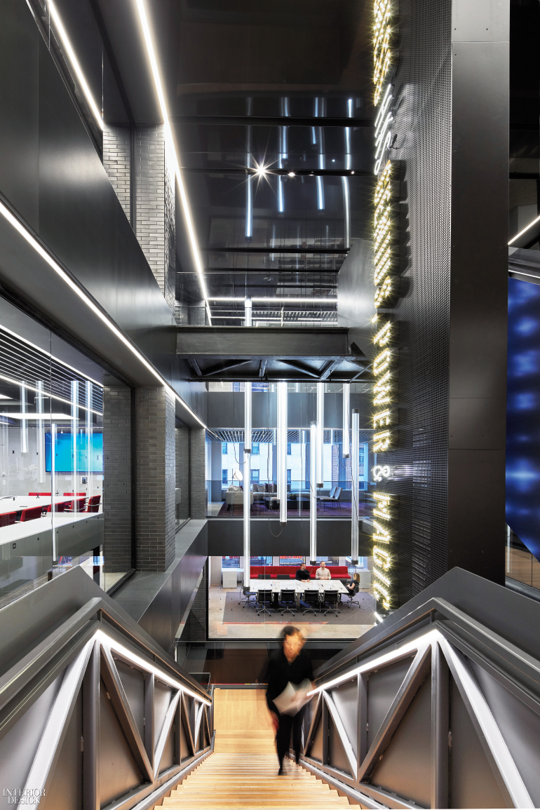 Gensler 39 S Robin Klehr Avia Makes The Firm A Better Place