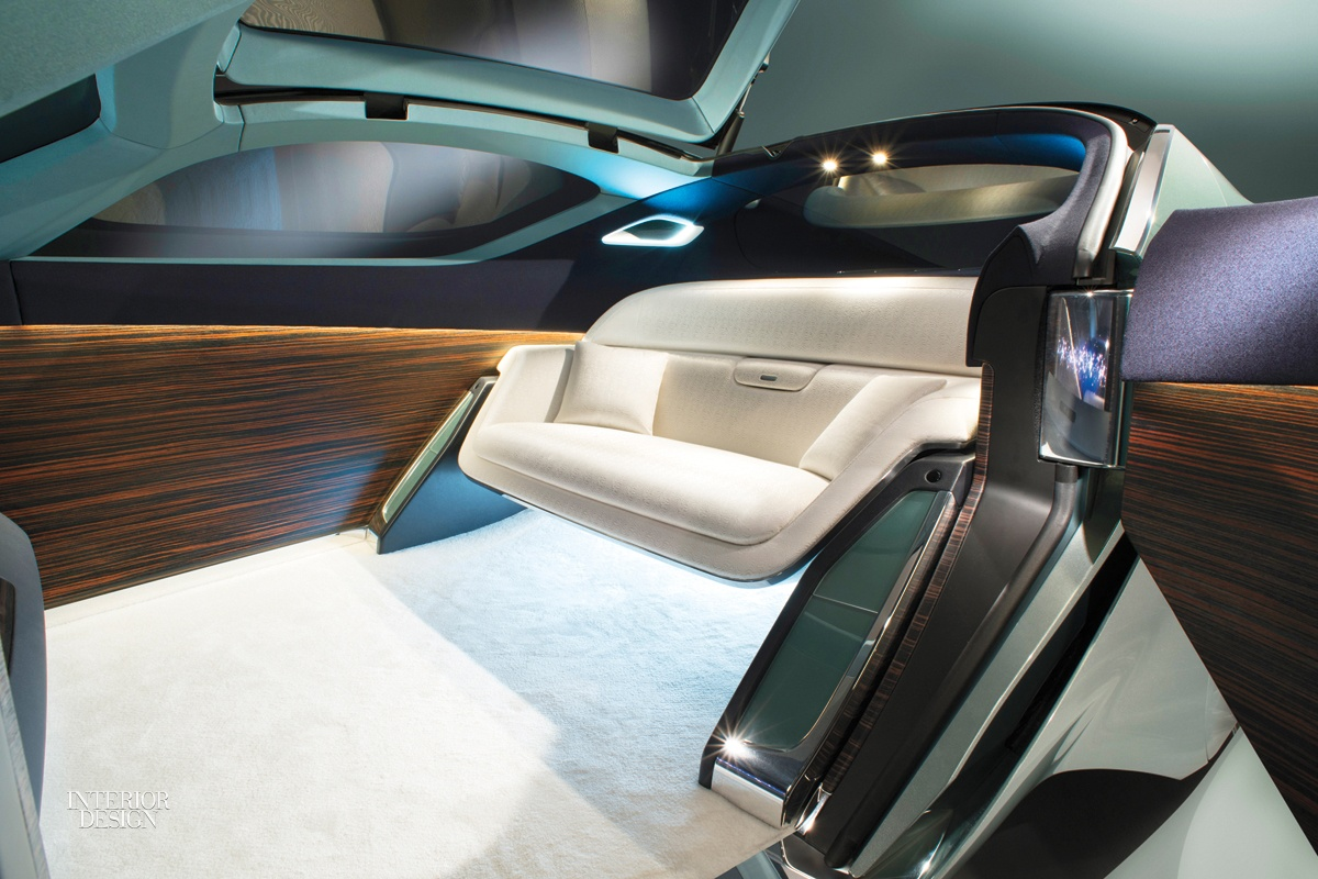 Rolls Royce Unveils Self Driving Prototype With Luxurious