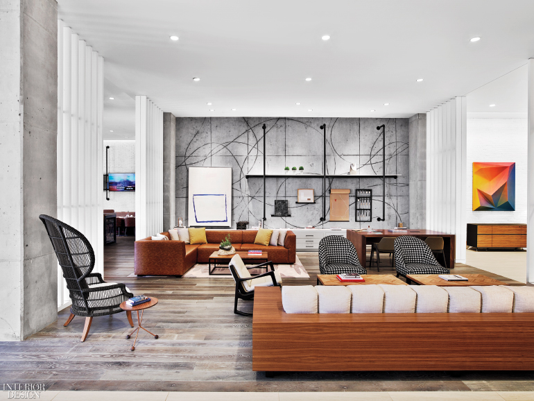 Renaissance Atlanta Airport Gateway Hotel by Rottet Studio: 2017 Best of Year Winner for Small ...