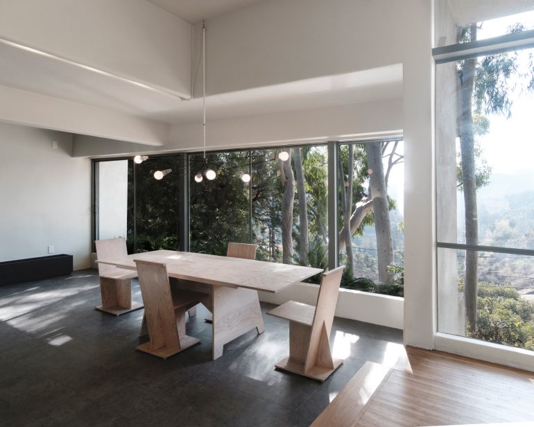 Los Angeles Designers Honor Rudolph Schindler at MAK Center