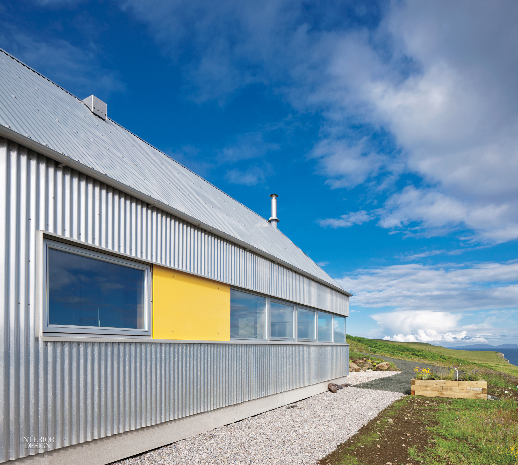 These homes capture incredible views for Residential exterior design