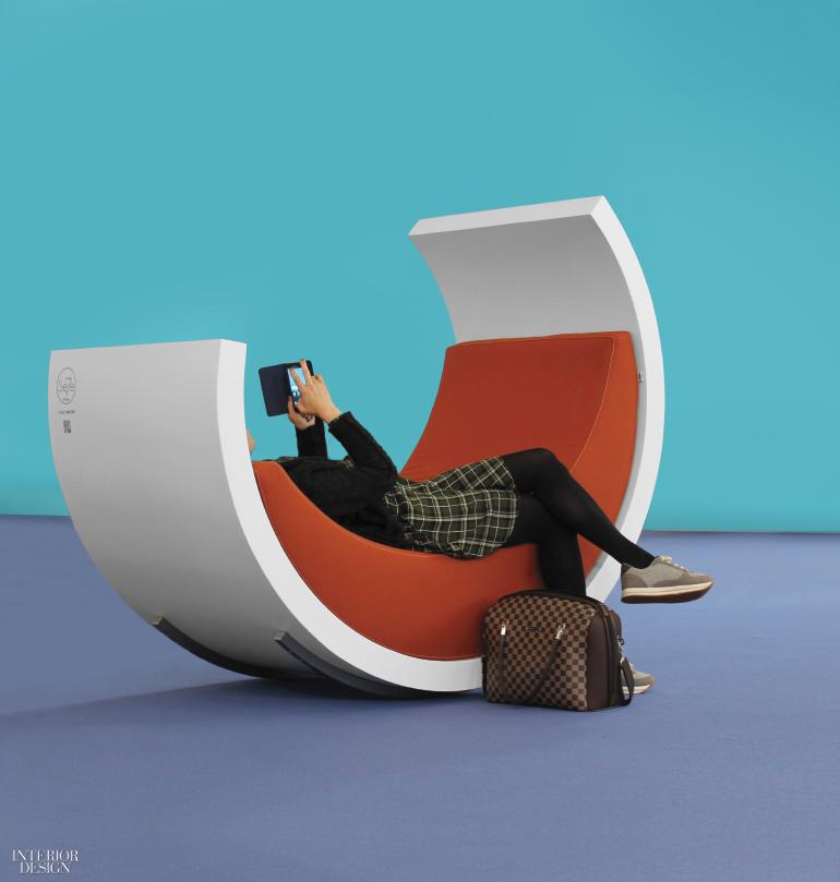Se7e Life Design\'s Berço Chaise Longue Cradles Adults Like Babies