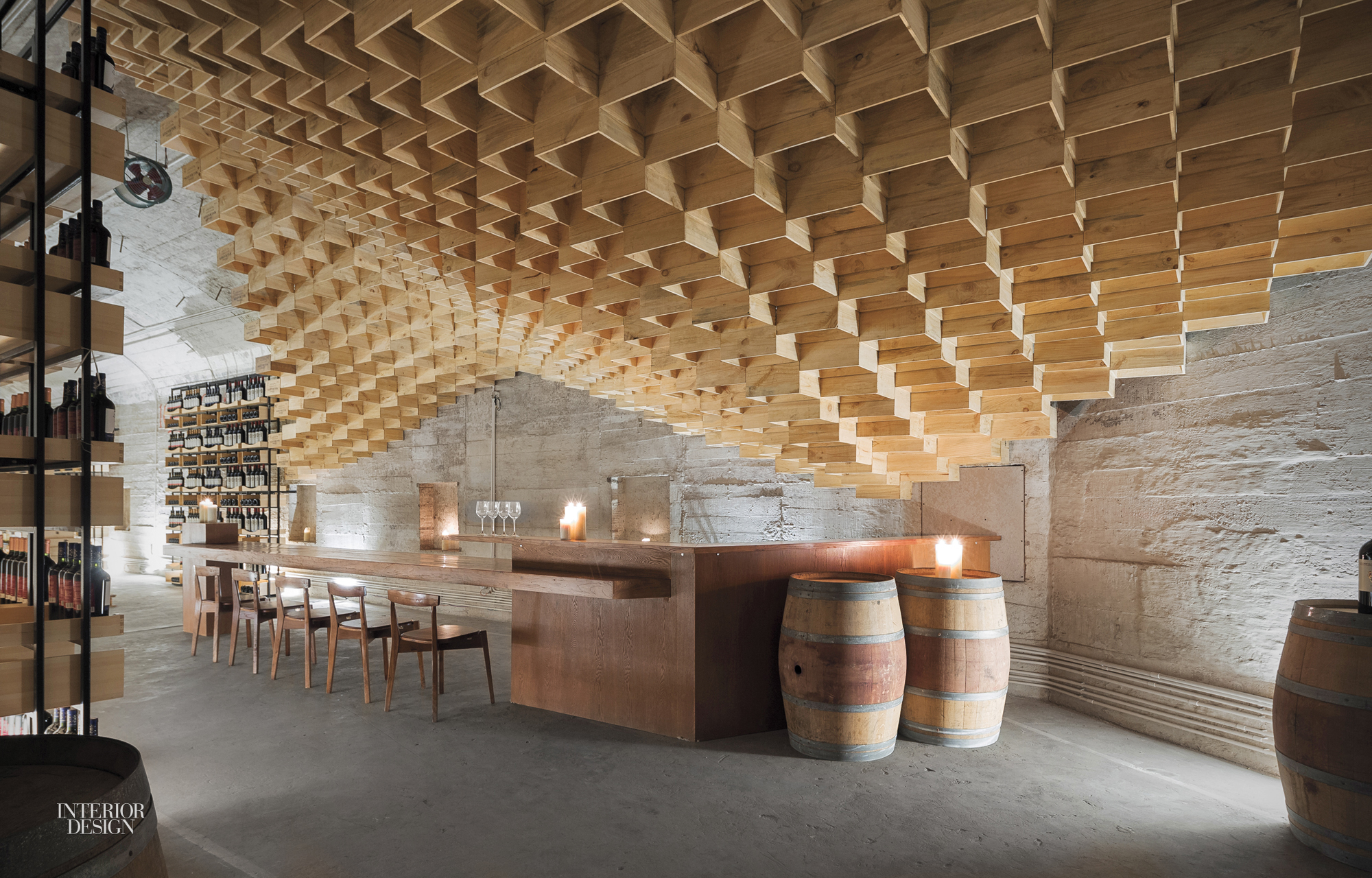 International Wine Spirits Museum By Shanghai Godolphin 2016 Best Of Year Winner For Gallery