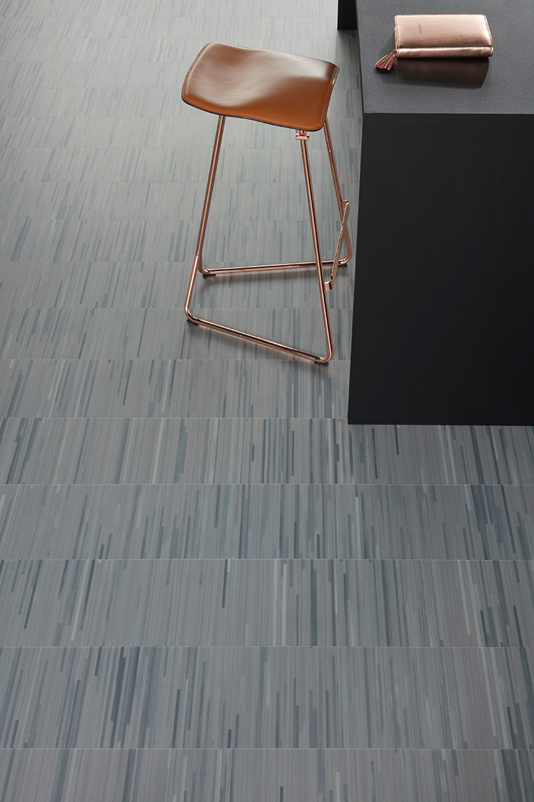 A Patterned Lvt Collection Inspired By Light And Shadow Play