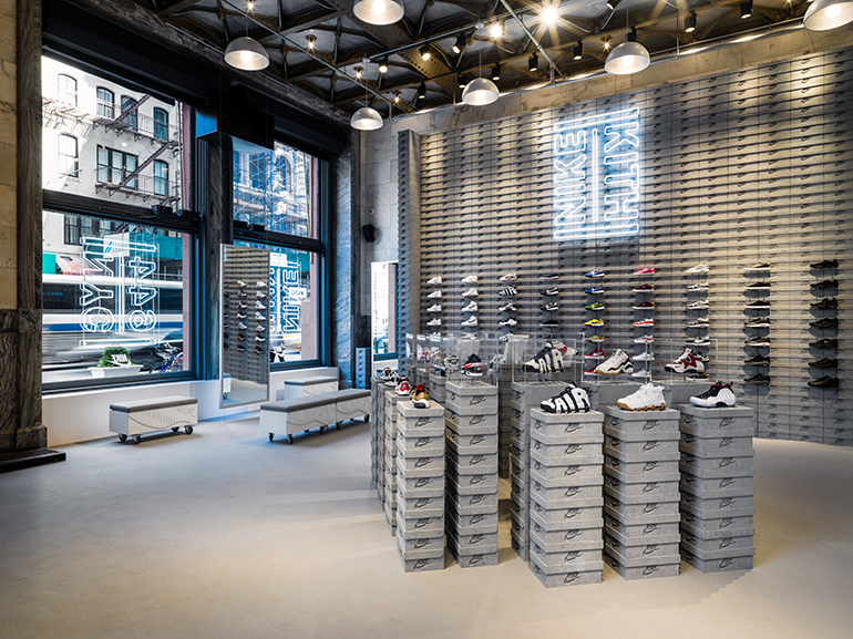 The Lab Shoe Store Chicago
