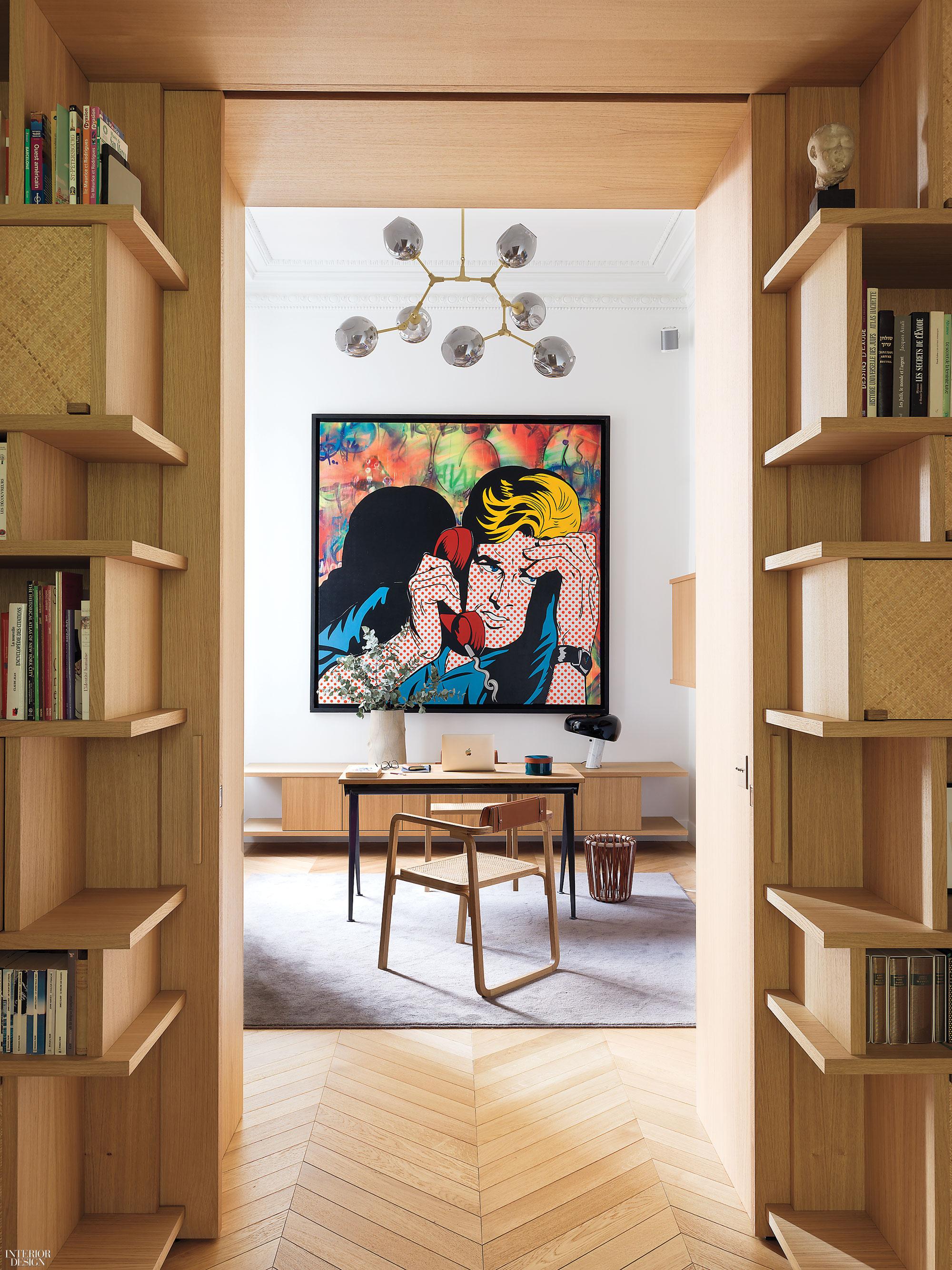 Salon Taupe Et Turquoise 20 quiet home offices