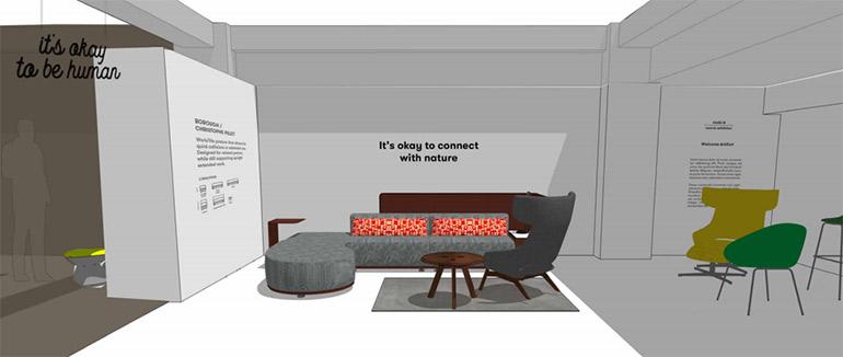 Terrific Studio Tk And Artifort Unveil Alliance Ibusinesslaw Wood Chair Design Ideas Ibusinesslaworg