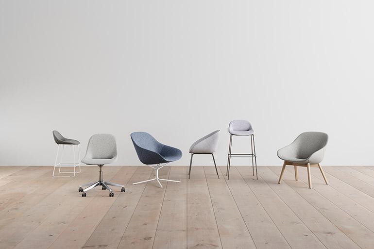Pleasing Studio Tk And Artifort Unveil Alliance Ibusinesslaw Wood Chair Design Ideas Ibusinesslaworg