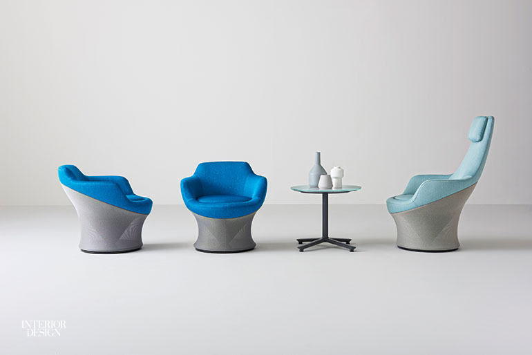 Phenomenal Studio Tks Latest Lounge Chair Does Double Duty Ibusinesslaw Wood Chair Design Ideas Ibusinesslaworg