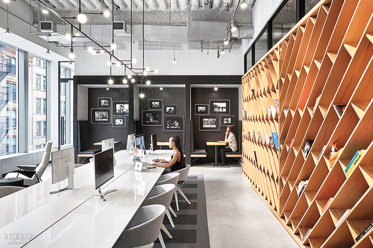 Nike Ups Its Street Cred In NYC With A New Office By Studios Stunning Interior Design School Nyc Concept