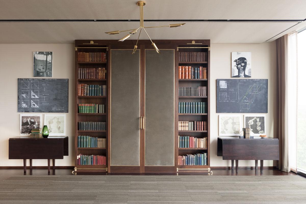 Cameron Stewart Designs Yale Hotel with MidCentury Furnishings