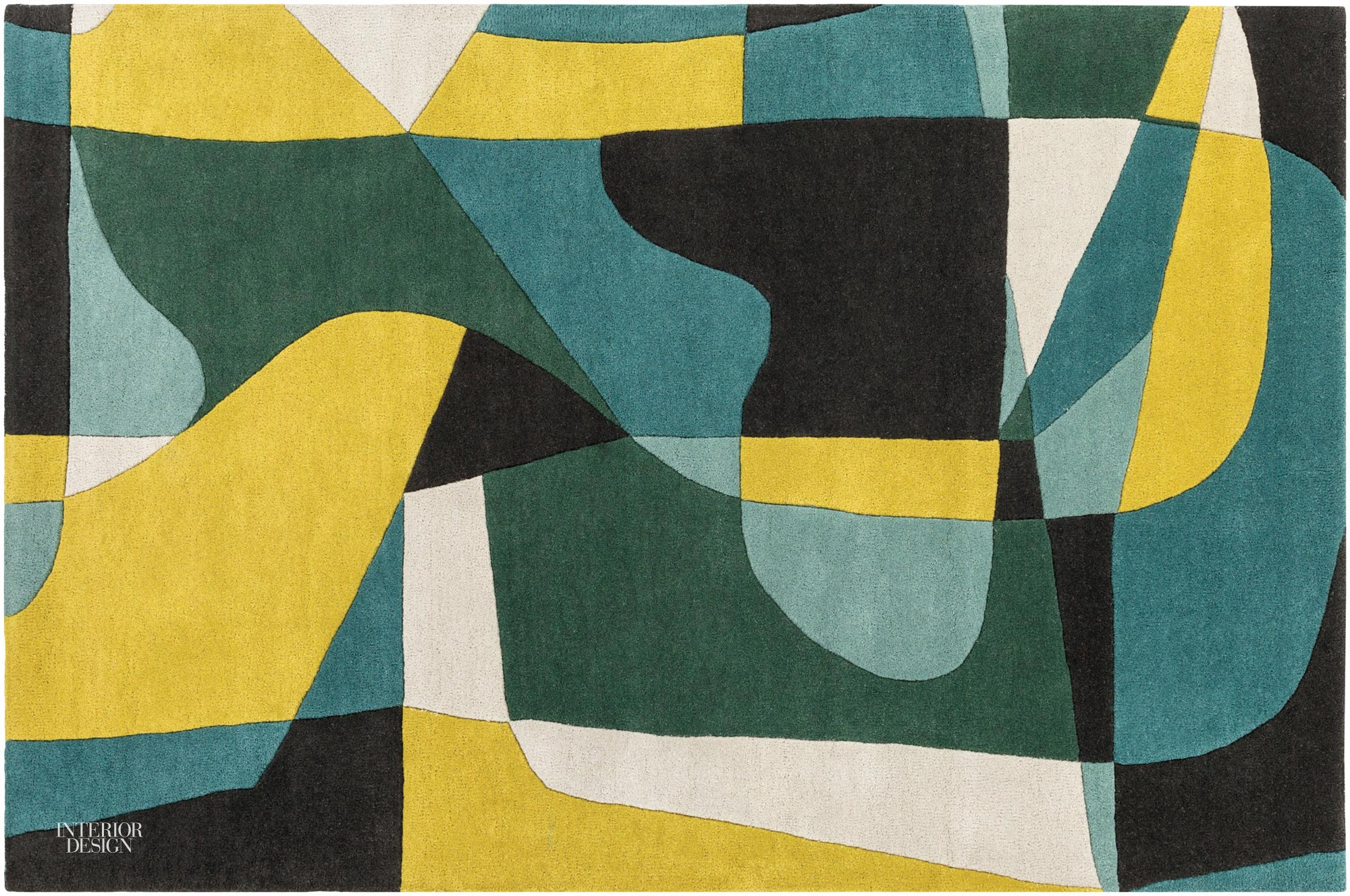 8 Bold Patterned Rugs