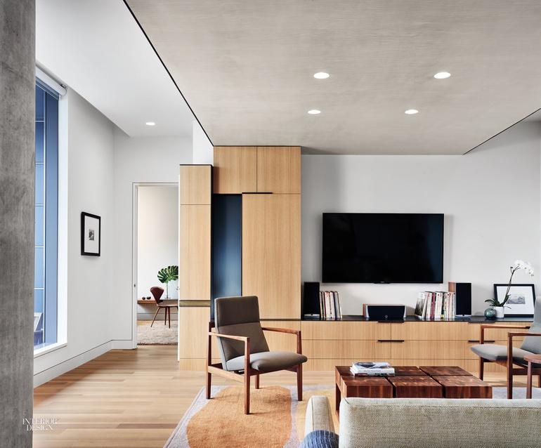 Apartment Interior Designers Alluring Interior Design's Most Popular Projects Of 2017 Design Inspiration