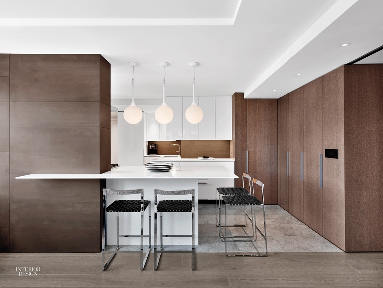 Luckily For One New York Couple Of Empty Nesters, Interior Design Hall Of  Fame Members Gisue Hariri And Mojgan Hariri Know A Thing Or Two About  Family ...