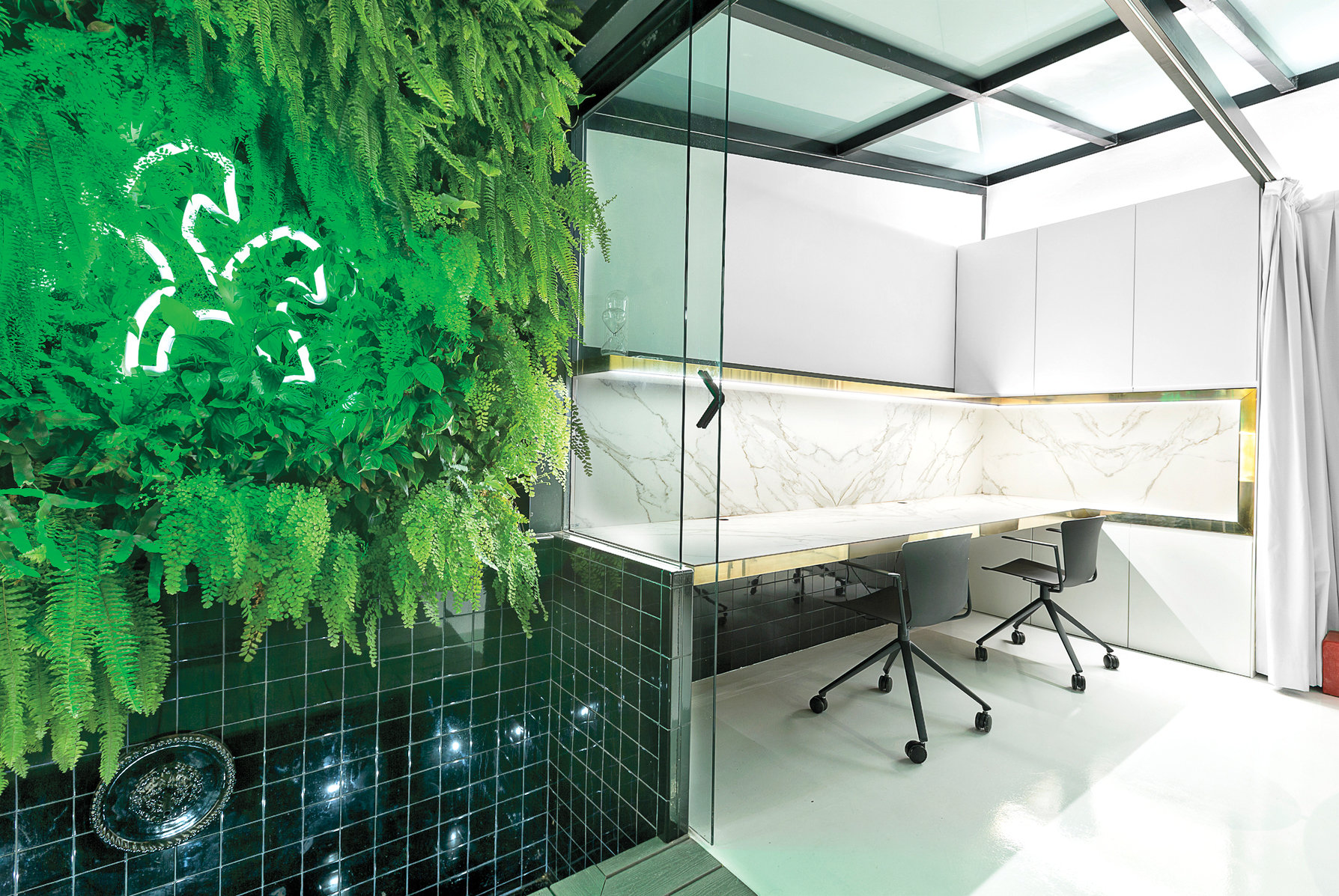 Tiny Office Of Tiovivo Creativo Packs A Punch In Valencia