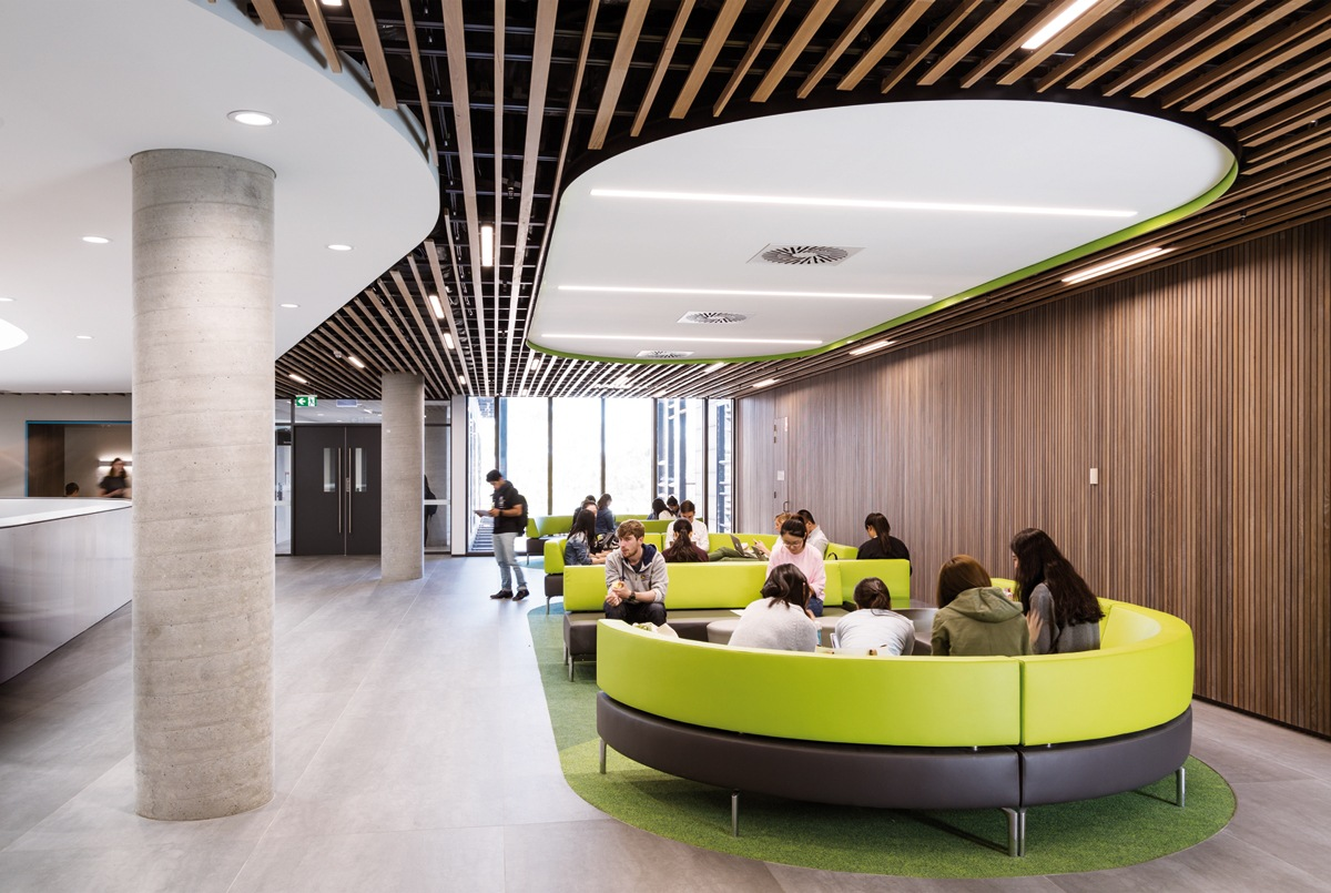 University Of Sydney Business School By Woods Bagot And