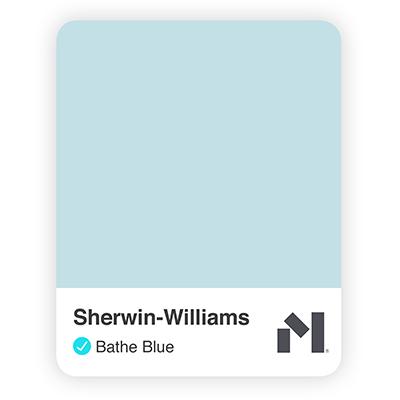 Bathe Blue