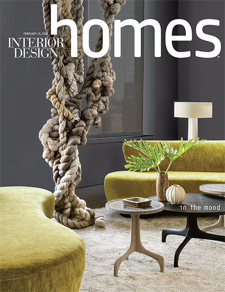 Featured Projects, Walk Throughs, Products, News, And More From The Winter  2018 Issue Of Interior Design Homes.