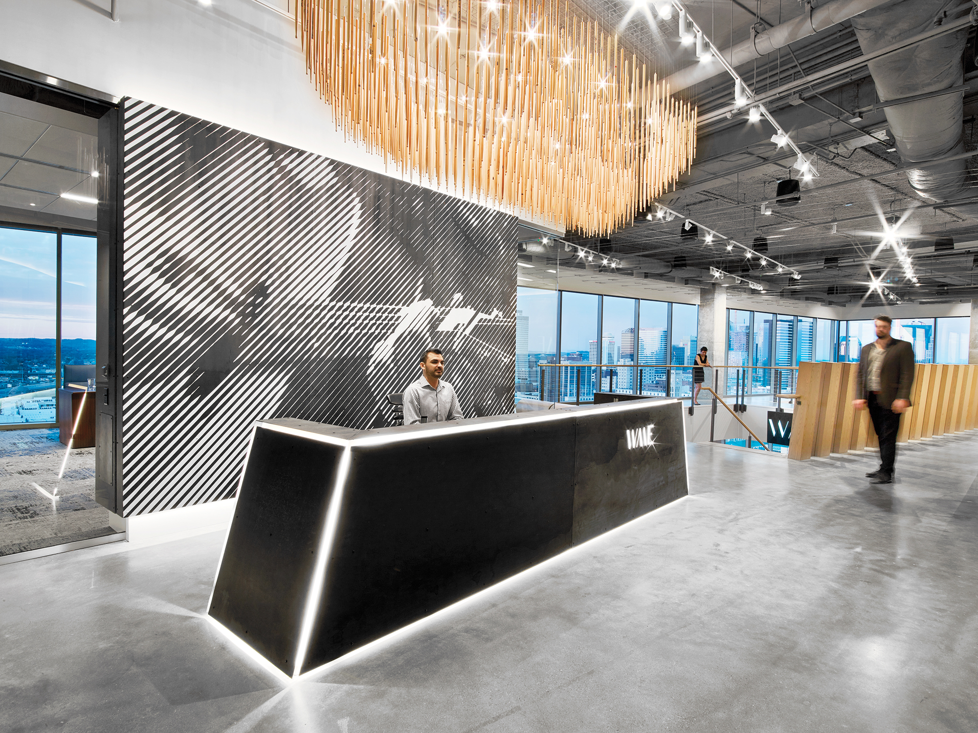 WME Agents And Star Clients Unite At Nashville Office By Hastings Architecture Associates