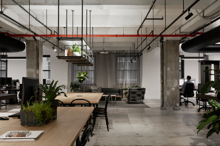 7 firms design their own office - Interior design firms nyc ...