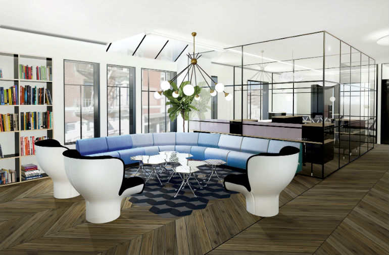 Yves Behar Introduces Forward Thinking Co Working Space